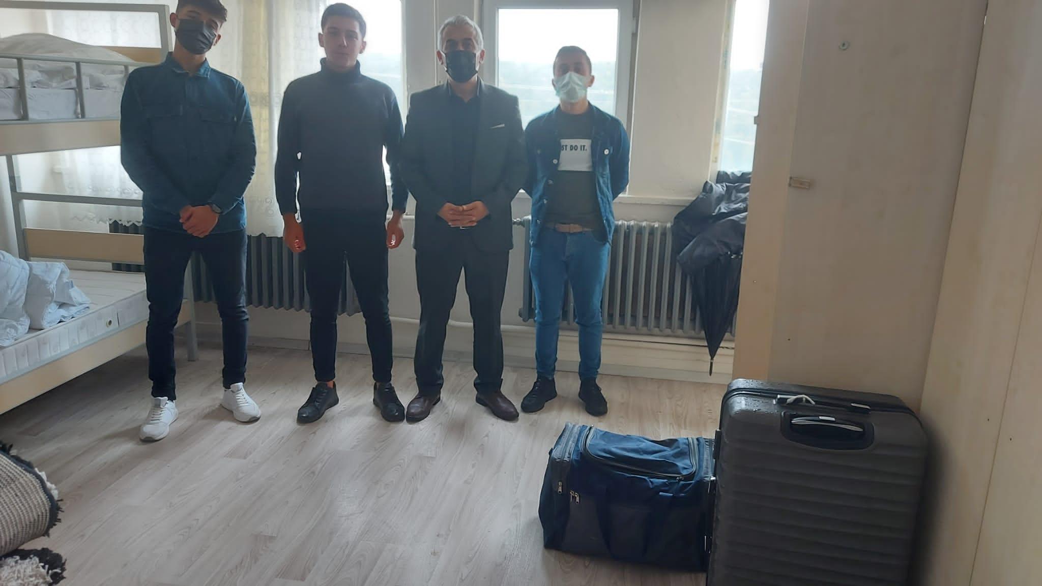 Akkuş'ta Öğrencilere Belediye'den Destek…