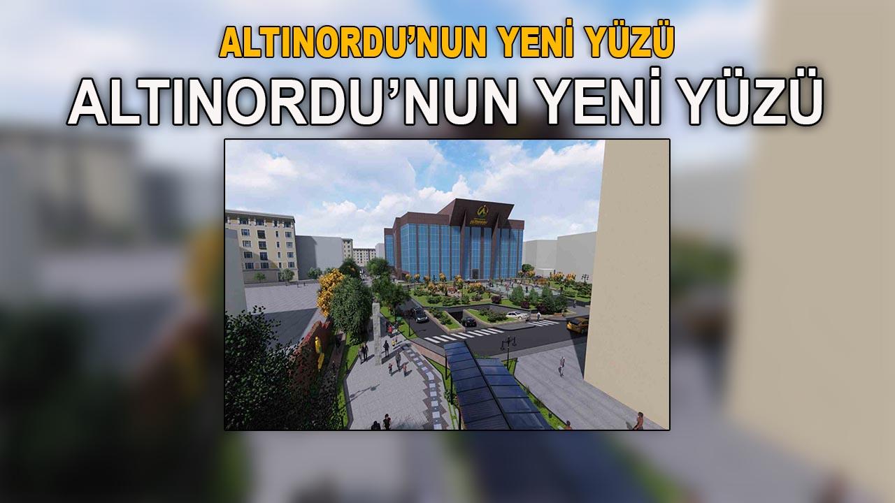 Altınordu'nun Yeni Yüzü 'Z KUŞAĞI VADİSİ'